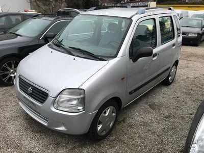 gebraucht Suzuki Wagon R+ 1,3 GL 1.Besitz