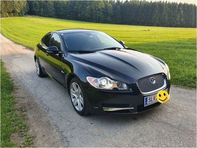 gebraucht Jaguar XF 3.0 Diesel Premium Luxury Limousine