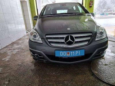 gebraucht Mercedes B180 CDI Sport Aut.