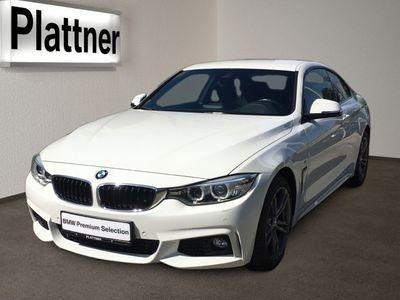 gebraucht BMW 428 4er-Reihe i xDrive Coupe Österreich-Paket Aut. Sportwagen / Coupé