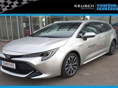 gebraucht Toyota Corolla Kombi 2,0 Hybrid Style Aut.