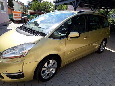 gebraucht Citroën Grand C4 Picasso C4 7 Sitzer Kombi / Family Van