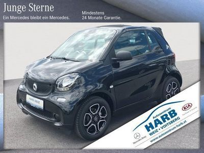 gebraucht Smart ForTwo Cabrio cabrio Start/Stop / Roadster,