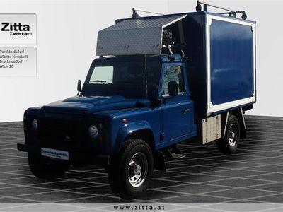 gebraucht Land Rover Defender 130