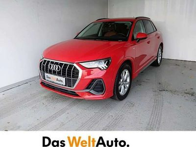 gebraucht Audi Q3 40 TDI quattro S line exterieur