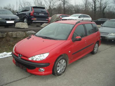 used Peugeot 206 SW Sport Line HDI 70