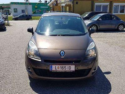 gebraucht Renault Grand Scénic 1,6 16V 110 Hi-Flex TomTom Edition Kombi / Family Van,