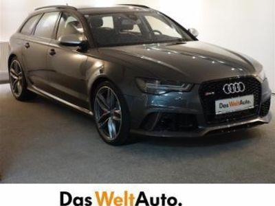 Audi Rs6 4 0 Benzin 605 Ps 2017 Wals Himmelreich Autouncle