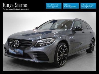 gebraucht Mercedes C200 T 4MATIC Aut. *AMG Line *360° Kamera