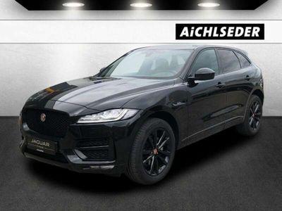 gebraucht Jaguar F-Pace 20d AWD R-Sport SUV / Geländewagen