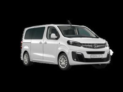gebraucht Opel Zafira Life Edition M, 2.0 Diesel 90 kW (122 PS) Start/Stop, Euro6d-TEMP