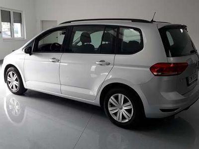 "gebraucht VW Touran Trendline 1,6 SCR TDI""leasingfähig"" Kombi / Family Van"