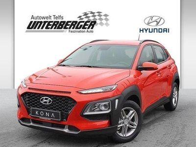 gebraucht Hyundai Kona Level 3 1,6 CRDi 4WD DCT 1211qs