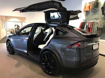 gebraucht Tesla Model X 90D SUV / Geländewagen,