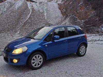 gebraucht Suzuki SX4 Klein-/ Kompaktwagen