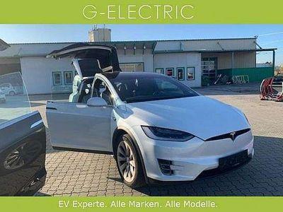 gebraucht Tesla Model X 100D Luftfederung, Premium Interieur & Kon SUV / Geländewagen