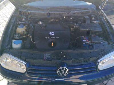 gebraucht VW Golf IV Golf TDI 90PS
