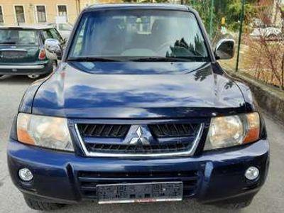 gebraucht Mitsubishi Pajero Wagon GLS 3,2 DI-D TD SUV / Geländewagen