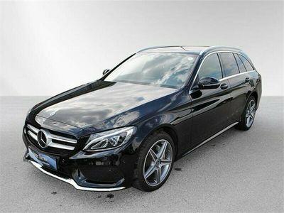 gebraucht Mercedes C220 Td4M AMG-Paket