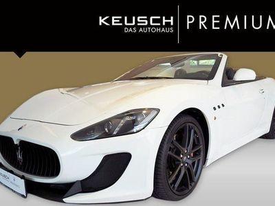 gebraucht Maserati GranCabrio MC / KEUSCH WIEN