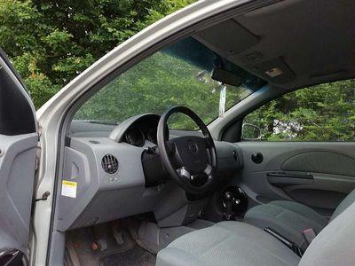 gebraucht Chevrolet Kalos 1.2 3tg Klein-/ Kompaktwagen