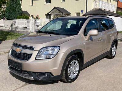 gebraucht Chevrolet Orlando 2.0TD LT 7-Sitzer EB * NUR 14.188KM * GARANTIE