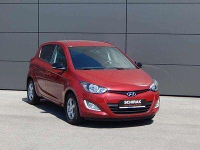gebraucht Hyundai i20 i201,25 Life Go