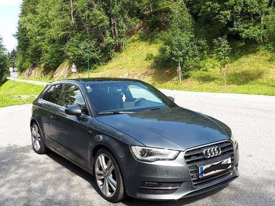 gebraucht Audi A3 s-line quattro Klein-/ Kompaktwagen