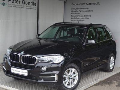 gebraucht BMW X5 xDrive25d Österreich-Paket Aut. SUV / Geländewagen,