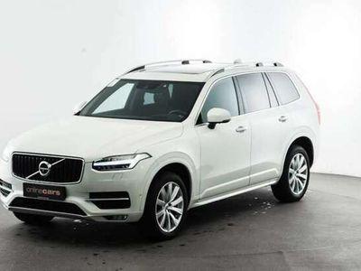 gebraucht Volvo XC90 D5 AWD Aut. LED SKY AHK 360-CAM HEAD-UP