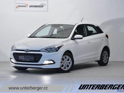 used Hyundai i20 1,1 CRDi Limited Plus
