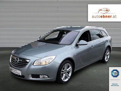 gebraucht Opel Insignia ST 2,0 Edition CDTI DPF Allrad Start/S... Kombi / Family Van,