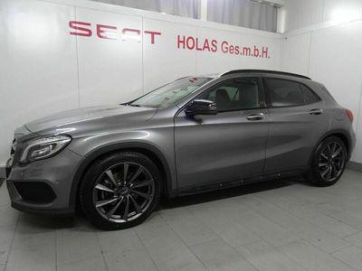 gebraucht Mercedes GLA220 CDI Aut.
