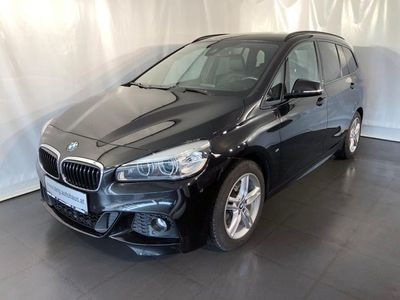gebraucht BMW 218 Gran Tourer 2er-Reihe d M Sport Aut. Limousine,
