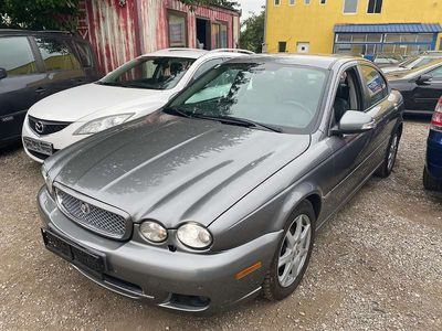 gebraucht Jaguar X-type 2,2 Classic Aut. DPF Limousine