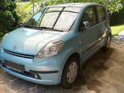 gebraucht Daihatsu Sirion SirionM3 1,0l 51KW mit Pickerl Klein-/ Kompaktwagen