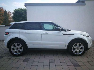 used Land Rover Range Rover evoque Evoque 2,2ed4 DYNAMIC SUV /