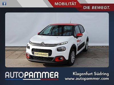 gebraucht Citroën C3 PureTech 82 5-Gang-Manuell Austria Edition