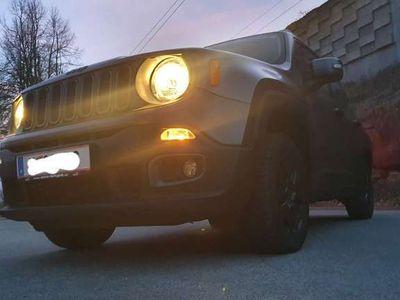 gebraucht Jeep Renegade Night Eagle 2.0 MultiJet SUV / Geländewagen