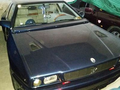 gebraucht Maserati Shamal EINZELSTÜCK Limousine