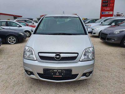 gebraucht Opel Meriva 1,4 16V Austria Edition Kombi / Family Van