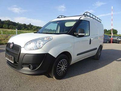 gebraucht Fiat Doblò Doblo 1,3 16V JTD E5 lang DPF Kombi / Family Van