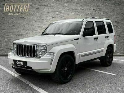 gebraucht Jeep Cherokee 2,8 Limited Plus CRD Aut.