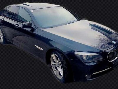 gebraucht BMW 730 7er-Reihe Diesel (F01) Aut.