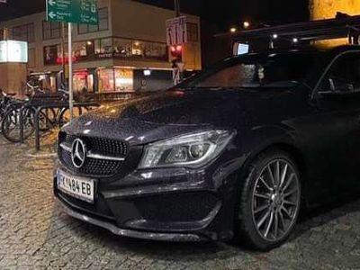 gebraucht Mercedes CLA200 CDI AMG Line