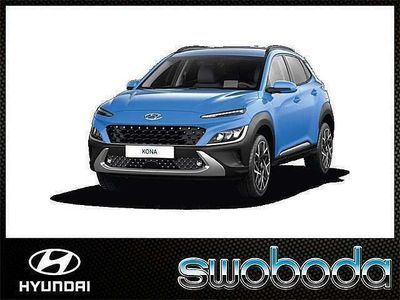 gebraucht Hyundai Kona Hybrid Trend Line 1,6 GDi 2WD Hybrid k1ht0