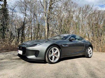 gebraucht Jaguar F-Type P300 Sportwagen / Coupé