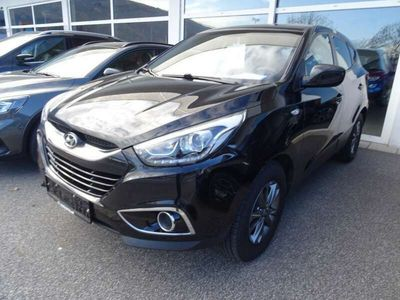 gebraucht Hyundai ix35 Premium 2WD