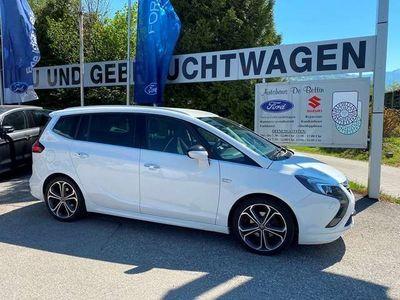 gebraucht Opel Zafira Tourer 1,4 Turbo ecoflex Cosmo Start/Stop