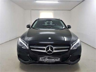 gebraucht Mercedes C220 d T 4MATIC Austria Edit Avantgarde Aut.Aut. 9 Gang